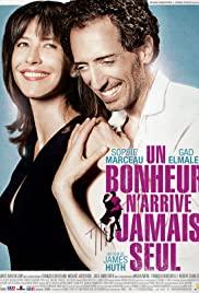 Un bonheur n'arrive jamais seul 2012 poster