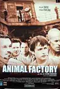 Animal Factory (2000) cover