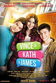 Vince & Kath & James (2016) cover