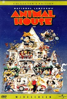 Animal House (1978) cover