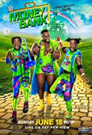 WWE Money in the Bank (2017) cover