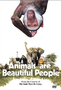 Animals Are Beautiful People (1974) cover