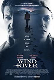 Wind River (2017) cover