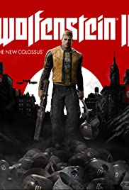 Wolfenstein II: The New Colossus (2017) cover