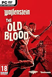 Wolfenstein: The Old Blood (2015) cover