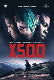 X500 (2016) cover
