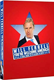 You're Welcome America: A Final Night With George W. Bush 2009 poster