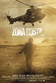 Zona hostil (2017) cover