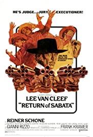 È tornato Sabata... hai chiuso un'altra volta! (1971) cover