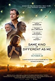 Same Kind of Different as Me (2017) cover