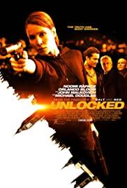 Unlocked 2017 poster