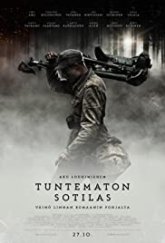 Tuntematon sotilas (2017) cover