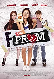 F*&% the Prom 2017 poster
