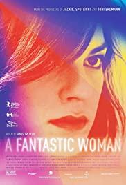 Una Mujer Fantástica 2017 poster
