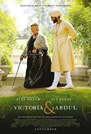 Victoria & Abdul (2017) cover