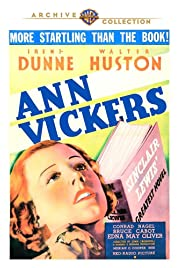 Ann Vickers (1933) cover