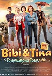 Bibi & Tina: Tohuwabohu total (2017) cover