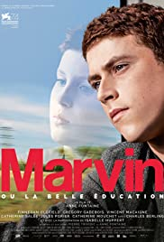 Marvin ou la belle éducation (2017) cover