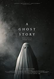 A Ghost Story (2017) cover