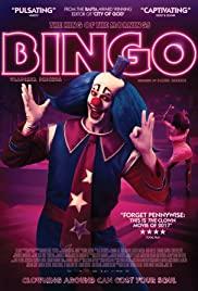 Bingo: O Rei das Manhãs (2017) cover