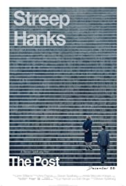 The Post (2017) cover
