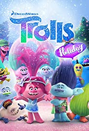 Trolls Holiday (2017) cover