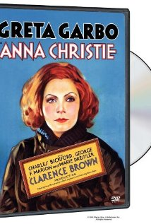 Anna Christie (1930) cover