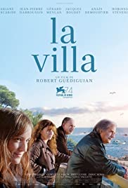 La villa (2017) cover