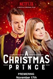 A Christmas Prince (2017) cover