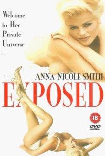 Anna Nicole Smith: Exposed (1998) cover