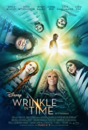 A Wrinkle in Time 2018 poster