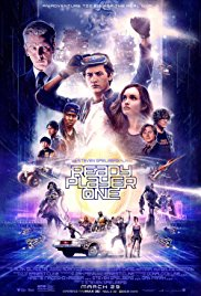 Ready Player One 2018 poster