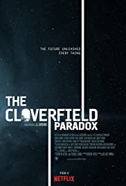 The Cloverfield Paradox (2018) cover