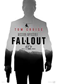 Mission: Impossible - Fallout 2018 poster