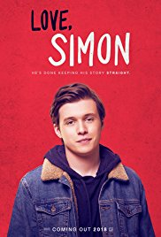 Love, Simon (2018) cover