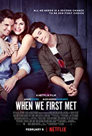 When We First Met (2018) cover