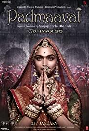 Padmaavat 2018 poster