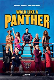Walk Like a Panther 2018 poster