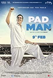 Padman 2018 poster