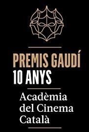 Premis Gaudí 10 anys (2018) cover