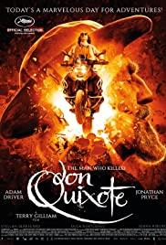The Man Who Killed Don Quixote 2018 poster