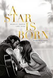 A Star Is Born 2018 poster
