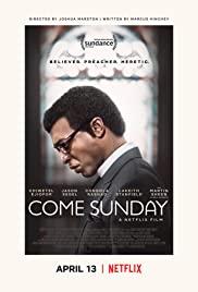 Come Sunday (2018) cover
