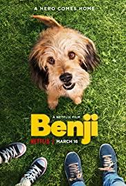 Benji (2018) cover