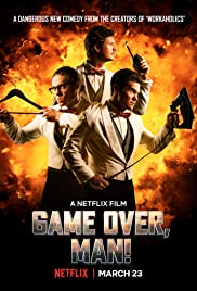 Game Over, Man! (2018) cover
