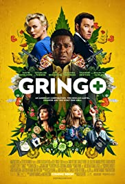 Gringo 2018 poster