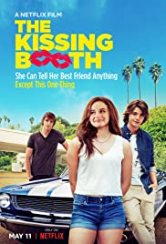 The Kissing Booth (2018) cover