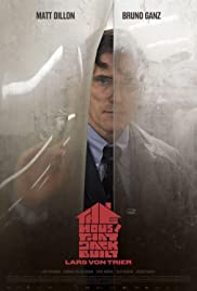 The House That Jack Built 2018 poster
