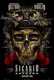 Sicario: Day of the Soldado (2018) cover