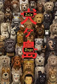 Isle of Dogs (2018) cover